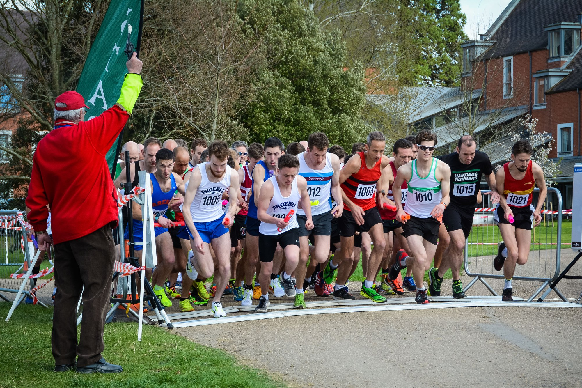 Sussex Road Relay Championship